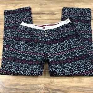 Tommy Hilfiger Flannel Pajama Pants M